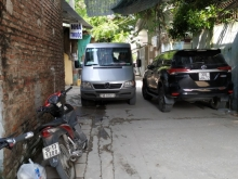 Bán nhà phố Nam Dư - 4 Tầng x 30 m2 - Ô tô đổ trước của nhà