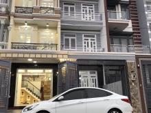 Bán nhà phố 3 lầu đúc tại KDC Sài Gòn Mới KP7 Đường Đào Tông Nguyên Nhà Bè.