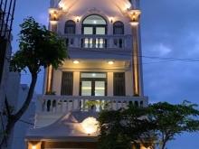 Bán nhà Huyện Nhà Bè đường Huỳnh Tấn Phát DT sàn 280m2, 3 lầu, 4 PN, Gia 5.5 tỷ