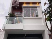Bán nhà đường Huỳnh Tấn Phát KP7 Thị Trấn Nhà Bè. Nhà thiết kế đẹp, vị trí đẹp.