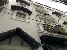 Nhà khu phân lô 30m ra Hoàng Sa quận 3 đường Trần Văn Đang 27m2 giá 5.35 tỷ
