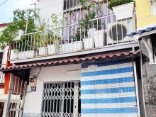 Nhà 1 lầu hai MT hẻm 123 Nguyễn Văn Quỳ, P. TTĐ, Q7.