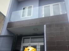 Bán nhà mới 1 lầu hẻm xe hơi 861 Trần Xuân Soạn Quận 7