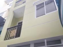 Bán nhà đẹp 2 lầu (nở hậu) hẻm 861 Trần Xuân Soạn Quận 7