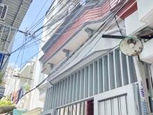 Bán nhà 1 lầu hẻm 502 đường Huỳnh Tấn Phát quận 7 (nở hậu).