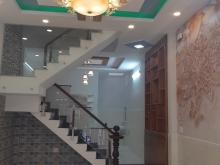 Bán nhà mới chính chủ 2 lầu kiên cố dọn vào ở ngay đường Lê Trọng Tấn