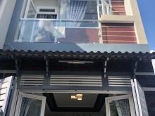 Nhà hẻm ngay Ngã tư Bốn Xã, Bình Tân. DT 4x11m, 1 trệt 1 lầu, 2 phòng ngủ