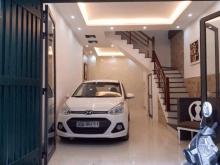 Bán nhà mới Hoàng Văn Thái 45m2, 5 tầng ngõ ô tô tránh – có gara.