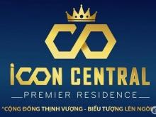 Icon Central - Vị trí 4 mặt tiền trung tâm Dĩ An - Lợi nhuận 12%/năm