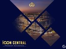 Icon Central - Đón đầu xu hướng - Lợi nhuận 12% - Vị trí 4 mặt tiền trung tâm
