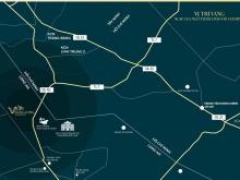 Chỉ còn 2 lô đối diện công viên giá mềm DA Hưng Long Residence, 0943 925 770