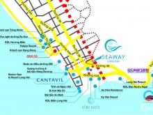 Đất nền Seaway Long Hải điễm đến đầu tư du lịch biển lượi nhuận lâu dài.