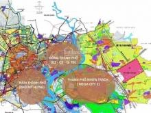 Bán đất Mega 2, Nhơn Trạch, các Block TH26, T30, T31, T28, T21, T18 giá 725 triệ