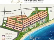 Bán đất nền phố biển Rạng Đông ocean dunes Phan Thiết giá đầu tư update 10.2019