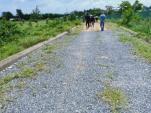 Đất mặt tiền, liền kề sân bay Long Thành.
