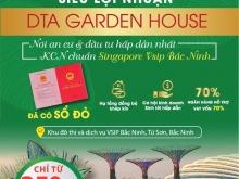DTA Garden House -Mỏ vàng mới cho giới đầu tư BĐS
