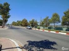 Đất tại TT Bà Rịa, sổ đỏ CC, mặt tiền đường 42m, giá cực rẻ, LH0938383279