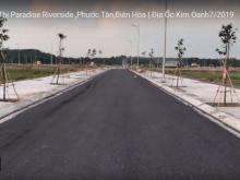 Thời điểm tốt để đầu tư đất nền của dự án Paradise Tín Nghĩa ở Phước Tân