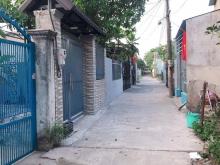 Bán đất dt 91m2 KP3 P. Trảng Dài, Biên Hòa, Đồng Nai, sổ riêng, thổ cư 100%