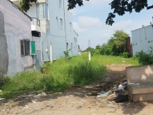 Cần tiền bán gấp miếng đất ngay trung tâm hành chính Cần Đước, 5x24, giá 600tr