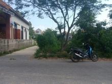 Cần bán nhanh lô đất 2 mặt Tiền đường Mạc Thái Tông