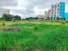 Bán đất nền HOT tại thị trấn Tân Túc, huyện Bình Chánh, HCM, SHR, giá đầu tư