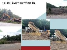 đất mặt tiền đường An Nhơn Tây liền kề bệnh viện huyện củ chi