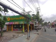 Đất 95m2 hẻm đường Phan Văn Hớn 7m,sau lưng chợ Xuân Thới Thượng,Sổ hồng riêng.