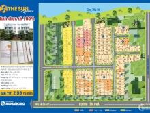 Bán đất sổ đỏ The Sun Residence xã Phú Xuân, huyện Nhà Bè, chỉ 2,59 tỷ