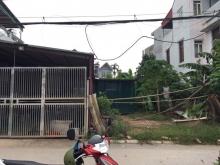 Chính chủ bán đất mặt tiền 6m, Bắc Cầu 1, Ngọc Thụy, Long Biên, Hà Nội