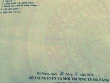 Bán đất MT Lý Văn Phức- TĐC Tân Trà- Hòa Hải- Ngũ Hành Sơn