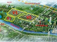 Một số lô đất nền giá tốt tại FPT City Đà Nẵng. Sổ đỏ trao tay. LH: 0945.333.968