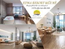 Chỉ từ 1,4 tỷ sở hữu ngay căn hộ Edna Resort Mũi Né, 0969118343