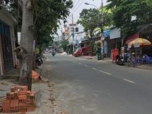 Bán Đất 4 nở hậu 4,2 dài 25,6m, sổ hồng riêng, mặt tiền đường Nguyễn Thị Tràng