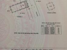 nhà hẻm xe hơi Dương Quảng Hàm, vuông vức, giá 4,4 tỷ