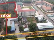 Đất Phú Chánh mặt tiền Huỳnh Văn Lũy ngay KCN Visip 2 và KCN Phú Chánh Đài Loan