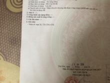 Bán đất 52m đường số 8, P.Linh Xuân, Thủ Đức. Sổ hồng riêng, thổ cư 100%