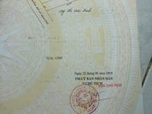 Đất phường Phú Hòa chính chủ diện tích 196m2 mặt tiền đường nhựa 7m