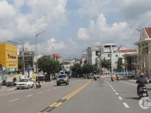 Chính Chủ bán gấp đất trung tâm thị trấn Thủ Thừa, 100m2, sổ hồng riêng
