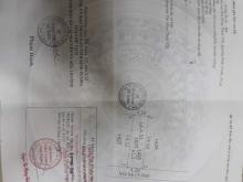 Chính chủ cần bán gấp đất mặt tiền 61.2m2 Phú Hồng Thịnh 8