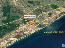 Đất biển cạnh FLC, ngay sân bay,khu du lịch giá bao sổ 1.6 tỷ/nền
