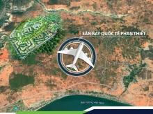 Đất nền Sinh Thái Sân Bay Phan Thiết, Chỉ 570tr/1000m2