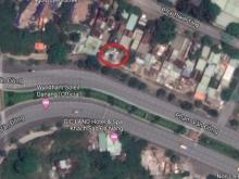 Cho thuê đất 2 mặt tiền Lô 1-2 đường Phạm Văn Đồng, Đà Nẵng.