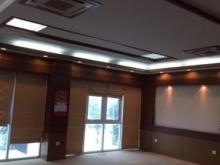 Cho thuê văn phòng 75-120m2 quận Thanh Xuân, tại mặt phố Lê Trọng Tấn. Lh: 09428