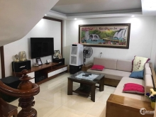 Cho thuê nhà riêng đầy đủ tiện nghi tại Giang Biên, Long Biên. S: 35m2x 4 tầng