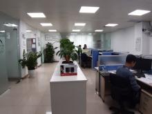 Văn phòng cho thuê giá rẻ trung tâm khu văn phong Duy Tân -200m2.