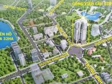ở bán 02 suất ngoại giao tầng trung, hướng mát dự án Golden Park Tower giá tốt
