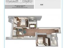 Cần  bán 02 căn hộ chung cư Tháp Thiên niên kỷ (TSQ). Đối diện Bưu điện Hà Đông.