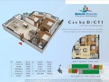Chính chủ chào bán căn hộ thuộc diện đẹp nhất Dự án Gelexia RiverSide