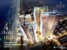 Căn Hộ Mặt Biển Đường Võ Nguyên Giáp Giá Chỉ Từ 2,3 Tỷ - Wyndham Soleil Đà Nẵng